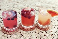 Those just look so amazingly refreshing! Perfect for summer. Make some for your Girls Night In! #SpaParty
