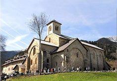 Abbaye de Boscodon - Embrun, France