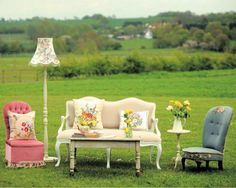 Vintage style for hire - so cute and quirky
