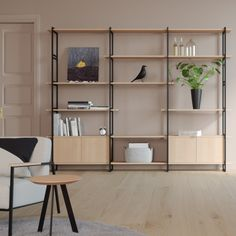 Small Furniture, Furniture Plans, Home Furniture, Furniture Design, Room Interior, Interior Design Living Room, Modular Cabinets, Living Room Wall Units, Muebles Living
