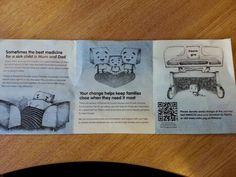 "Ronald McDonald QR code from an in ""restaurant"" flyer. Landed here http://pinterest.com/pin/15692298672766402/"