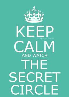 Watch The Secret Circle, I wish it were still on.