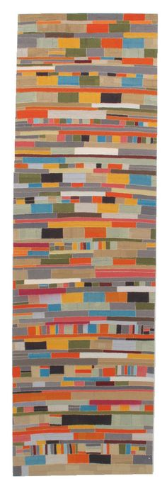 Looks like Legos...   = )    Stitched Mosaic shown in multi color - Stephanie Odegard Collection