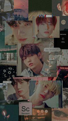 *edited by aephithelieum Bts Blackpink, Aesthetic Desktop Wallpaper, Fandom, Cellphone Wallpaper, Wallpaper Quotes, Album Bts, Korea, Writing, Sweet