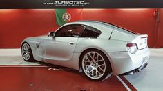 BMW Z4 3.0 SI Coupe. Ispiri ISR1. H&R.