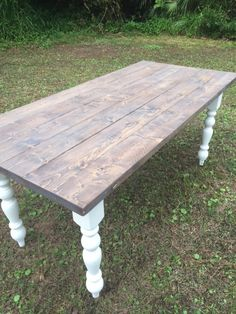Hey, I found this really awesome Etsy listing at https://www.etsy.com/listing/253861213/cozy-farmhouse-table-dining-table-local