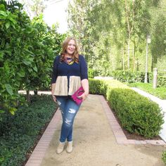 Layering Summer Clothing to Work for Fall | Designing From My Closet