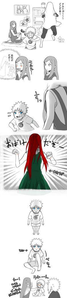 ♥ Kushina, Naruto & Minato