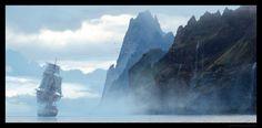 ArtStation - Lost Island, Raphael Lacoste