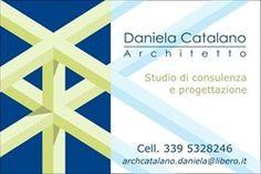 Daniela Catalano - Architect Jesi / Italy