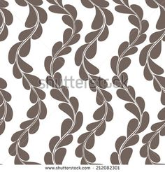 Abstract seamless brown background