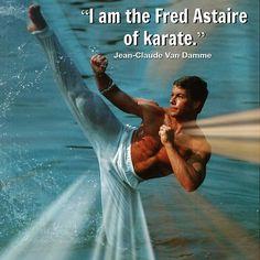 Jean-Claude Van Damme -  Movie Actor Quote -#jeanclaudevandamme