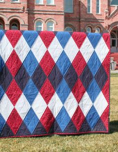 another man quilt I'd like to make