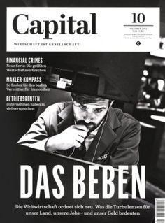 """Jahresabo der Zeitschrift """"Capital"""" für effektiv 26,00€ im Angebot. Das Prämienabo bietet einen Gutschein von Amazon, oder einen Universal-Gutschein von BONAGO im Wert von 70,00€€ zur Auswahl."""
