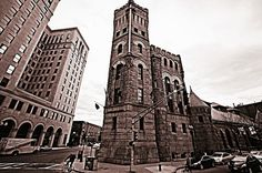 Downtown Trolley Tour (Boston, Massahcusetts)