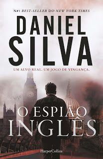 Livros e marcadores: Passatempo: O Espião Inglês de Daniel Silva