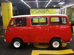 1968-1972 Daihatsu Hijet S37 Van