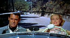 Grace Kelly Her Serene Highness Princess Grace of Monaco Gary Grant  To Catch a Thief.