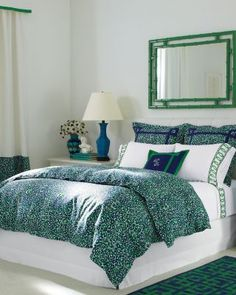 Lilly Pulitzer Thrills Master Bedroom Collection