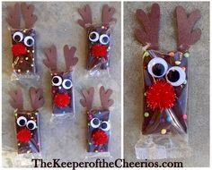 Christmas Treat Ideas Unfortunatley today most schools will not allow for homemade treats at holiday parties so we have compiled a bunch of wonder Christmas treats that are all adorable prepackaged ideas for a school Christmas Party! These ideas. Christmas Goodies, Diy Christmas Gifts, Christmas Projects, Winter Christmas, Holiday Crafts, Christmas Time, Christmas Gifts For Teachers, Christmas Classroom Treats, Homemade Christmas