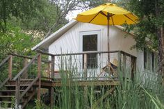 A Sweetwater Bungalow is an affordable solution to increasing your living space needs, or for use as tent cabins, portable housing, or a canvas tent bungalow. Tent Living, Outdoor Living, Tent Platform, Lake Tahoe Vacation, Wall Tent, Shed To Tiny House, Camping Aesthetic, Small Cottages, Canvas Tent