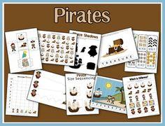 Pirate Printables
