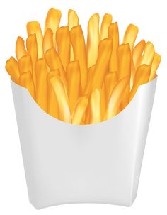 This high quality free PNG image without any background is about french fries, fries, potato and chips. French Fries Images, Food Clipart, Vector Clipart, Food Sketch, Magazine Collage, Pics Art, Food Packaging Design, Food Journal, Landscape Photography