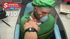 Surgeon Simulator (Anniversary Edition) #10 - Das geht ins Auge - Let's Play Surgeon Simulator