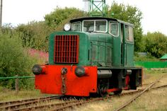 Can you name the locomotive?*Bonus question - Can you name the station it is resident of?