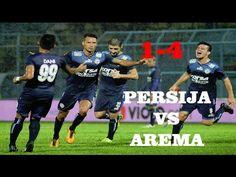 Cuplikan Pertandingan & Gol PERSIJA VS AREMA [1-4] - TSC 18/10/2016