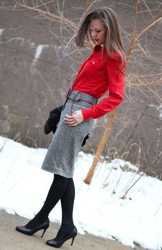 Red & Tweed | StyleSidebar