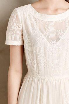 Embroidered Lera Maxi Dress - anthropologie.com