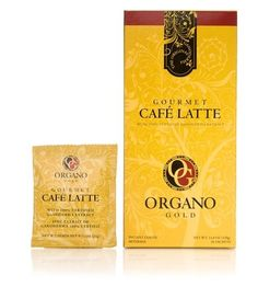 OrganoGold café latte:arabica coffee with ganoderma and milk and sugar http://diny.organogold.com/r/NL/DU/index.html