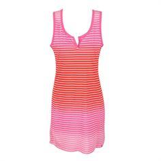 Nautica Ombre Striped Chemise #VonMaur #Nautica #Rose #Striped #Pajama #Sleepwear