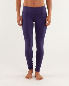 Wunder Under Pant $82.00     I would love them in forest green! or black!!!