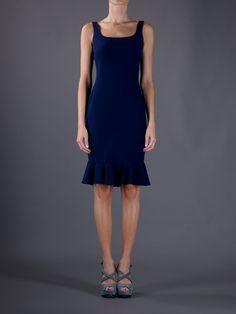Alexander Mcqueen Sleeveless Dress - Smets - farfetch.com