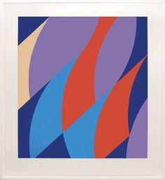 Bridget Riley / Large Fragment, 2006