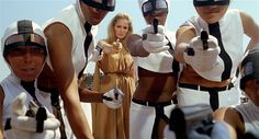 0 URSULA ANDRESS with a gun in 1965 THE TENTH VICTIM
