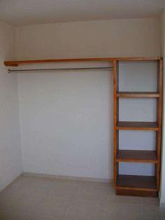 1000 images about closet de madera on pinterest closet for Decoracion closet en madera