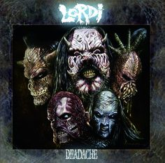 Saved on Spotify: The Devil Hides Behind Her Smile by Lordi