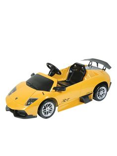 Dexton Kids Lamborghini Murcielago LP670-4. I don't care if I don't have kids yet, or $300... lolz this is cool.