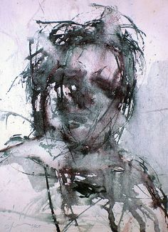 self portrait-anxiety, Steve Salo