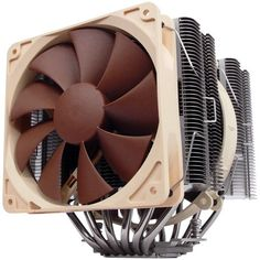http://www.1e2.it/noctua-nh-d14-se2011-recensione-test-intel-lga2011/ A distanza di un paio di anni, Noctua aggiorna la versione del dissipatore top di gamma per renderlo compatibile con i nuovi socket Intel LGA2011: si chiama Noctua NH-D14 SE2011. Si tratta di uno dei più imponenti dissipatori ad aria mai visti e dalle caratteristiche superiori. La versione compatibile con tutti gli altri tipi di socket invece è recensita qui:...