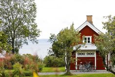 Munka Forest Farmhouse and Shop in Sweden