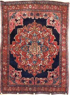 Persian rugs represent some of the very finest examples of art from the time and place from which they originate. The complex methods and high-quality ingredients used in making the rug ensured that each piece was a beautiful and unique piece of art and craftmanship. Natural dyes, silk and wool yarn and hand weaving all ensured that each piece of Prsian rug  was like no other, and would last for decades and in many cases, centuries.