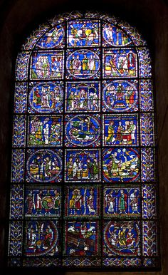 Stained Glass Window Canterbury Cathedral, Canterbury, UK | Flickr - Photo Sharing!