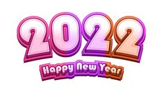 Free 2022 New Year Poster Graphic