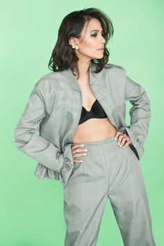 Alessandra de Rossi Is the Leading Lady We Never Knew We Wanted Bomber Jacket, Profile, Magazine, Actresses, Lady, Jackets, Instagram, Fashion, User Profile