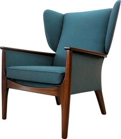 "Parker Knoll ""Wingback"" 60s"