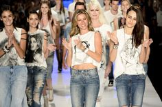 Pin for Later: Gisele Bündchen Walks Her Last Runway, Ever — See the Emotional Photos!